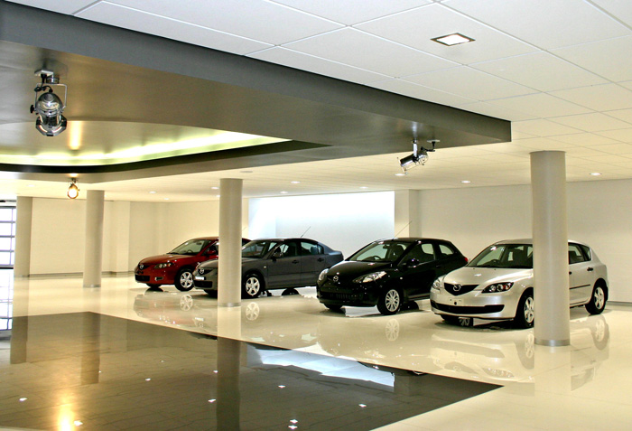 Penrith Mazda, NSW [Showroom]