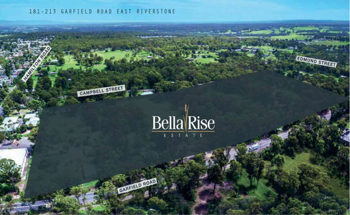 Bella Rise Estate, Riverstone NSW